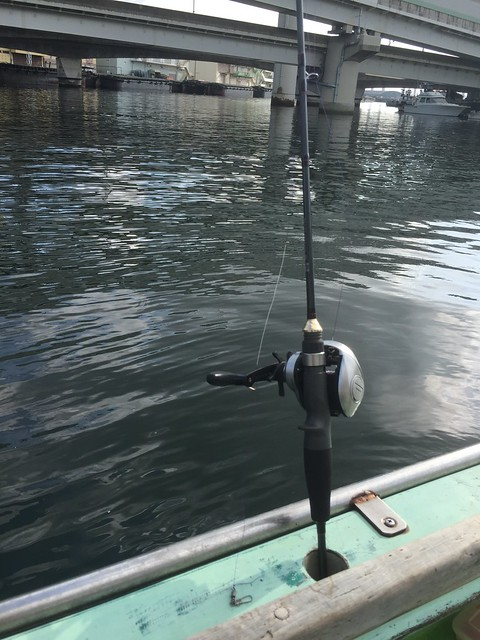 釣行記録 20160612