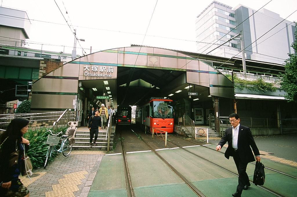 東京路面電車-正片