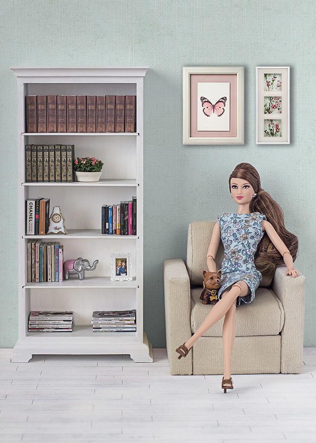 Barbie ropa hecha a mano