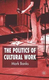 《文化工作的政治》原文版書封