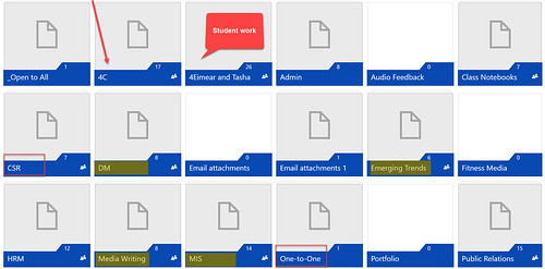 OneDrive Planning