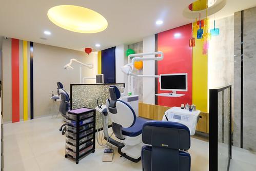 [推薦] 台南遠東牙醫3D齒雕讓我變身甜姐兒,展現完美微笑曲線(2)診所環境