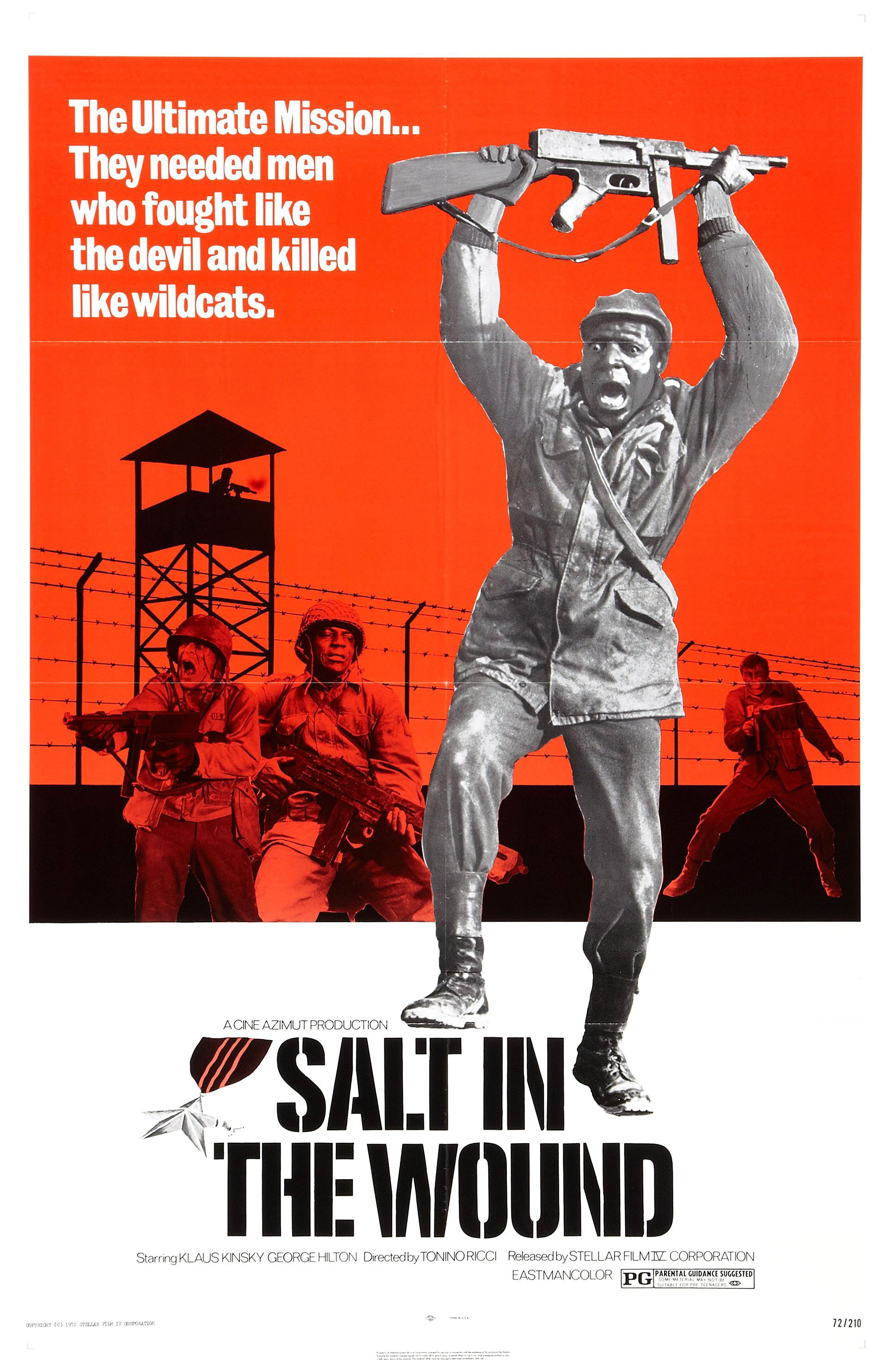 Salt in the Wound (1969)