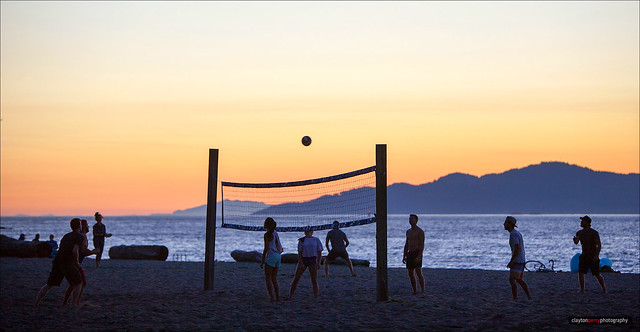 Sundown Volleyball