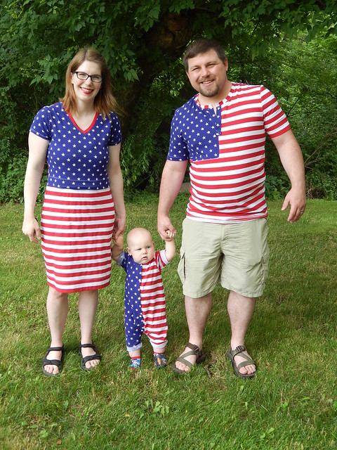 Cheeseball 4th of July outfits