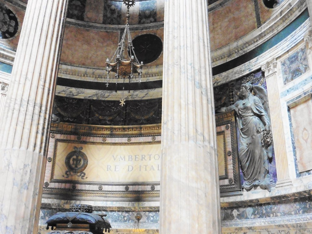 The Pantheon Interior
