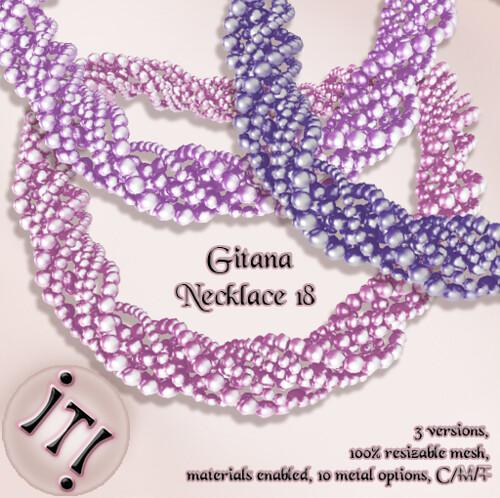 !IT! - Gitana Necklace 18 Image