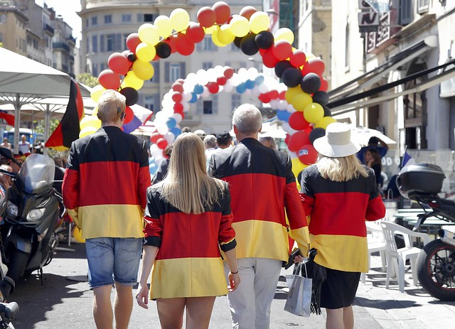 Euro 2016 Fra-Ger