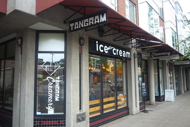 Tangram Creamery | Arburus Street, Kitsilano, Vancouver