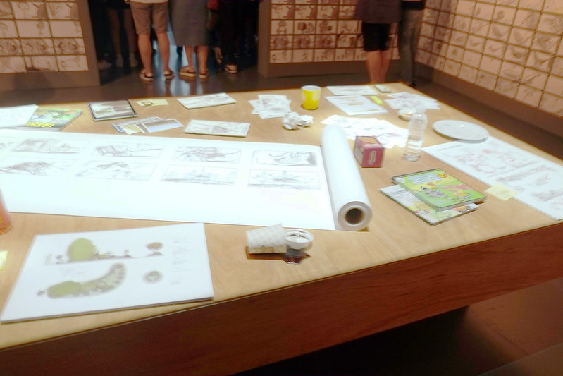 """""""DreamWorks Animation: The Exhibition–Journey from Sketch to Screen"""""""