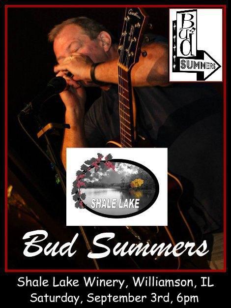 Bud Summers 9-3-16