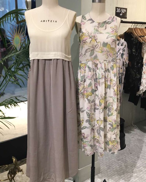 Beautiful Summer Dresses from Aritzia
