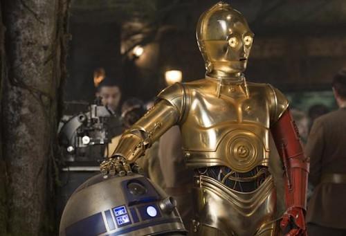 Star Wars - Episode VII - The Force Awakens - screenshot 21