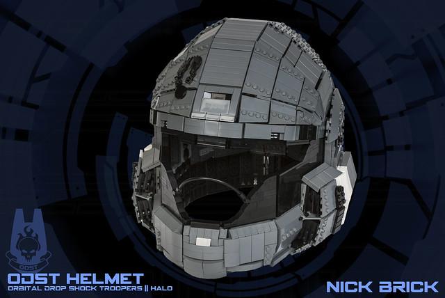 ODST Helmet - Halo