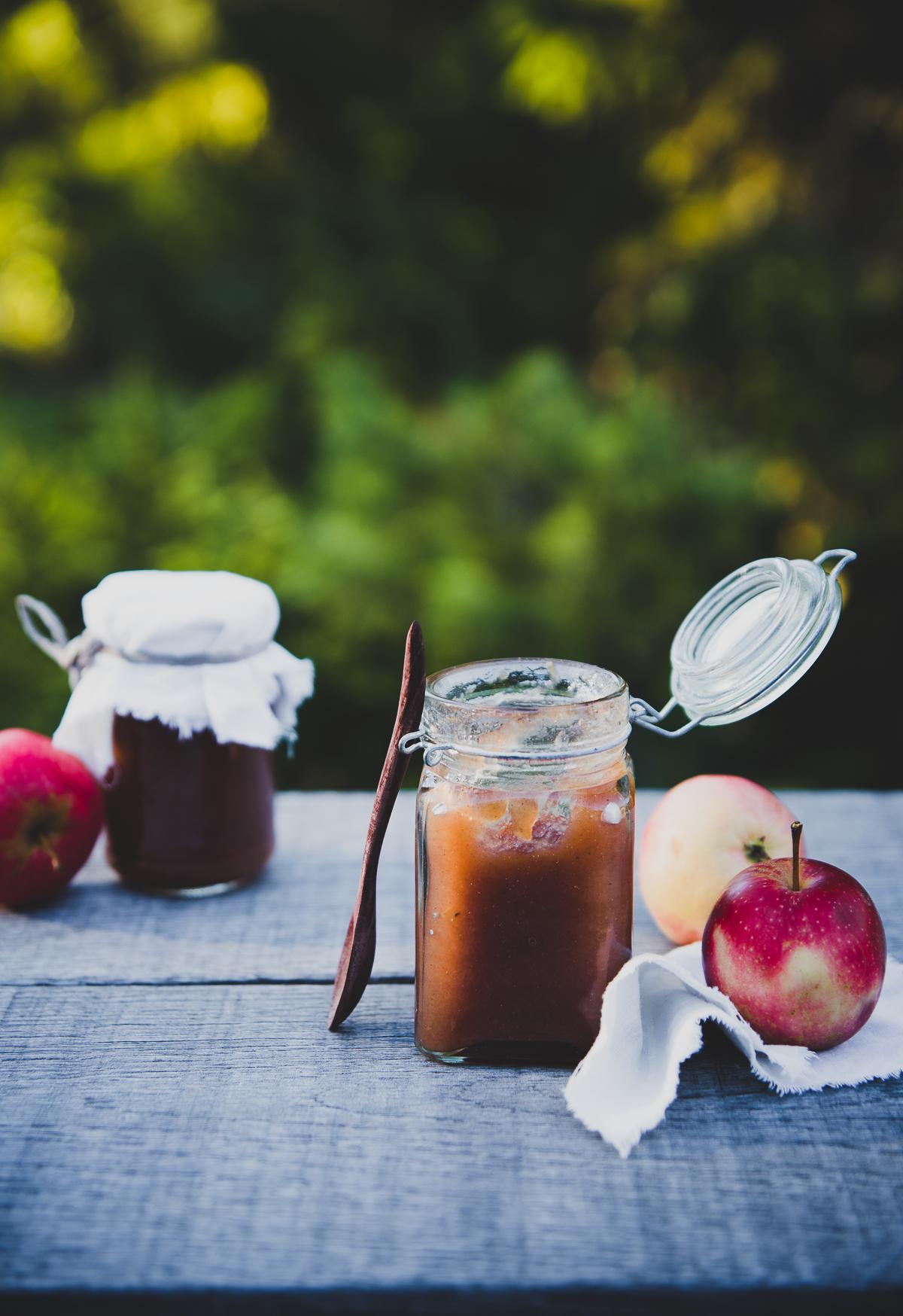 Apple Butter | Cashew Kitchen