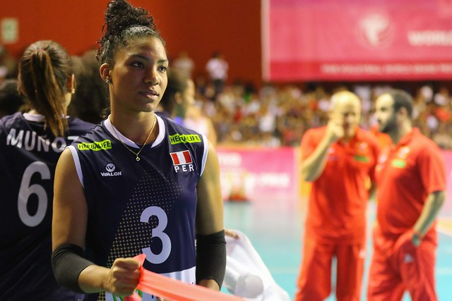 Perú vs Croacia #WorldGrandPrix