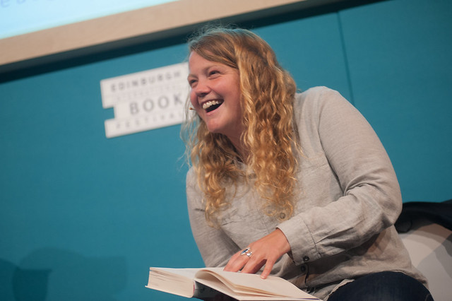 2016 Edinburgh International Book Festival