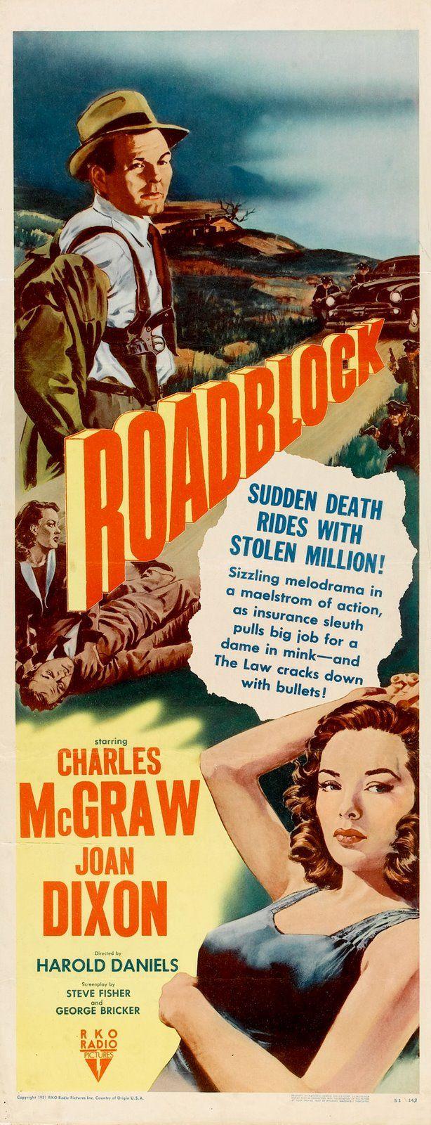 Roadblock 1951