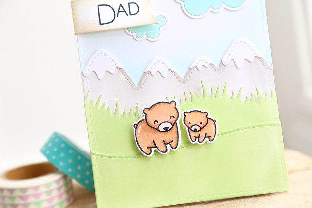 for Dad {lawn fawn inspiration week}