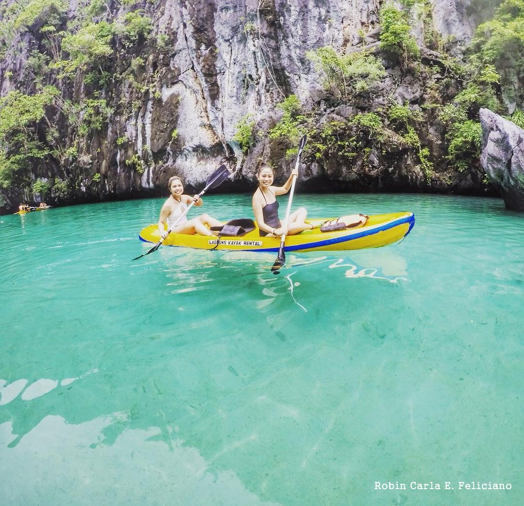 Secret Lagoon, El Nido