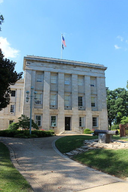 North Carolina Capital Building -- Raleigh, North Carolina