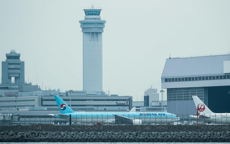 HL7534 大韓航空 Boeing 777-300