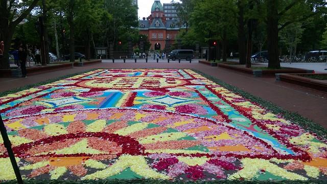 SAPPRO  Flower Carpet 2016サッポロ フラワーカーペット2016_05