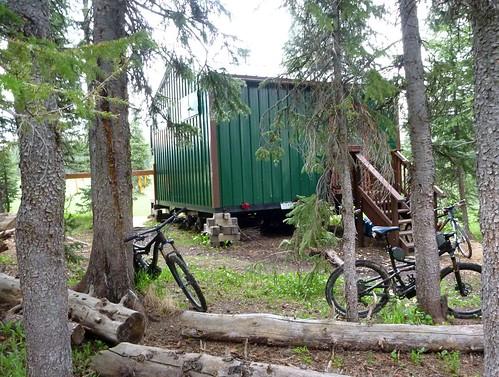 Bolam Pass hut