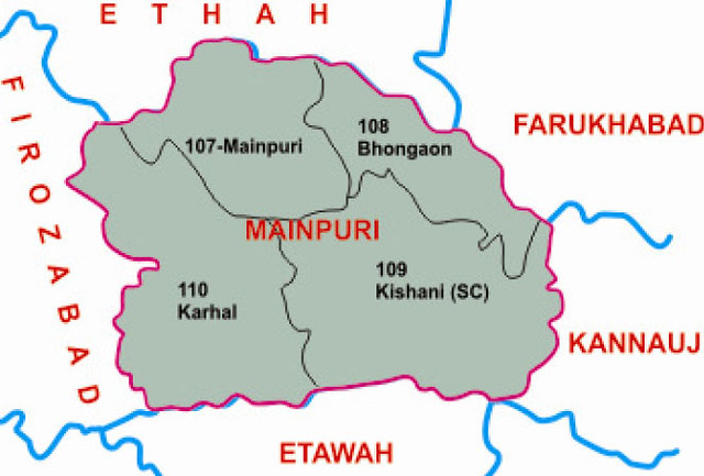 Mainpuri district Uttar Pradesh Election 2017