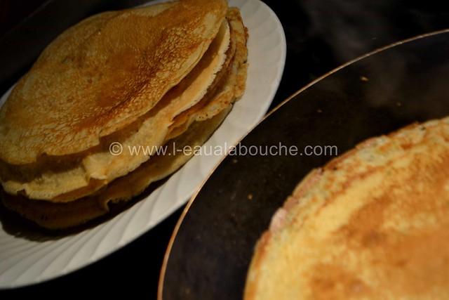 Délices au Fromage Jambon, Lard & Champignons © Ana Luthi Tous droits réservés 01