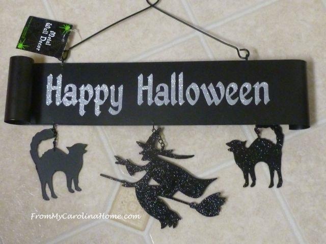 Halloween hanger