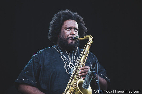 Kamasi Washington @ OSL 2016-1