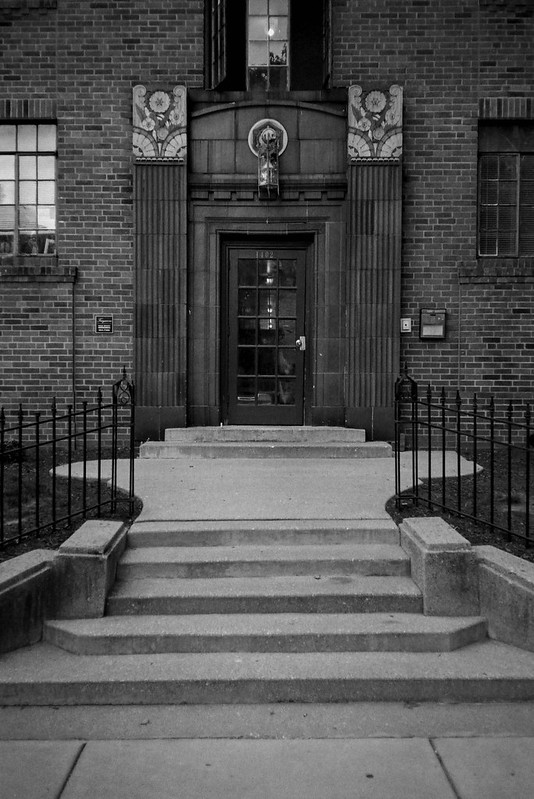 Apartment House Entrance