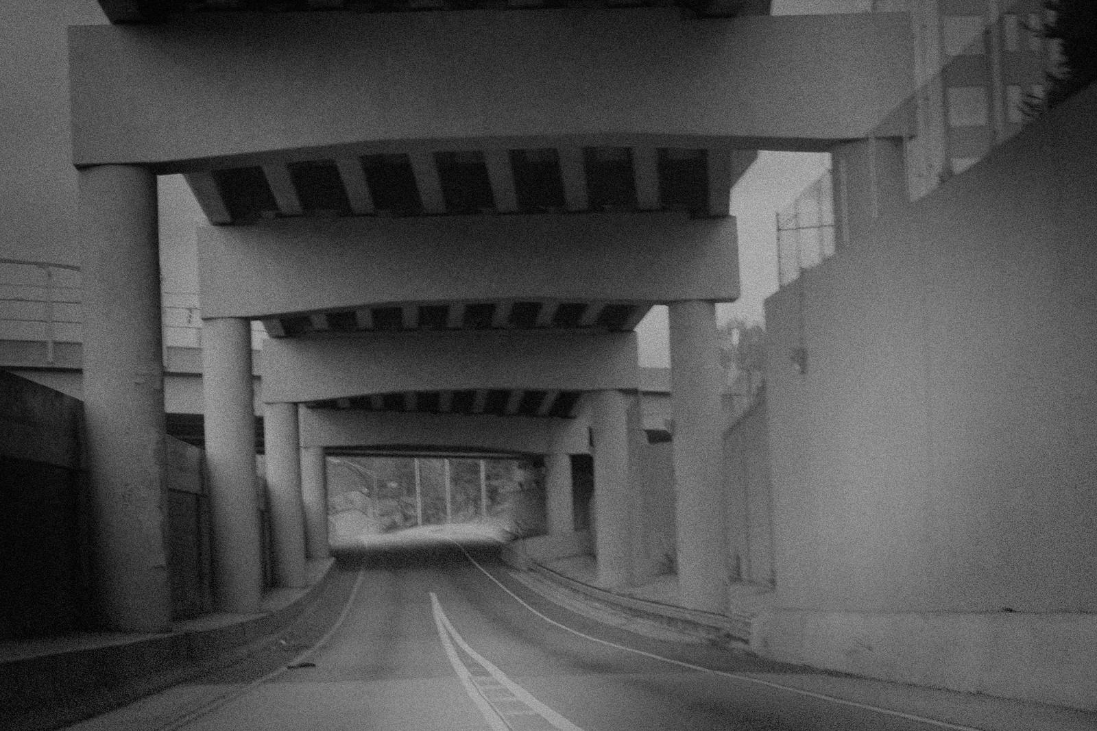 I85 and 14th Street, Midtown Atlanta, Nov 2014