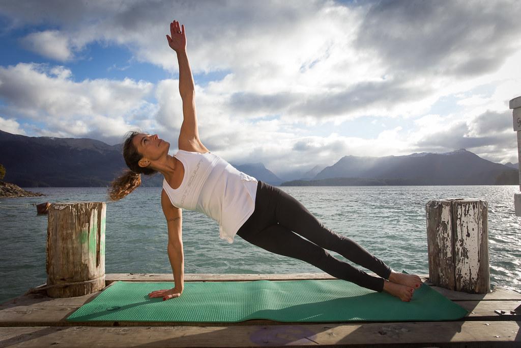 Yoga en Villa la Angostura