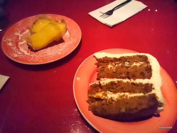 120 Diner desserts