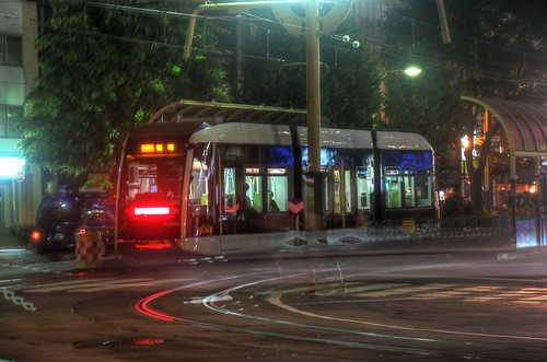 Tramcars at Sapporo on JUL 19, 2016 (9)