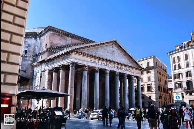99. Panteón de Agripa