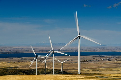 Wind energy | by Oregon State University