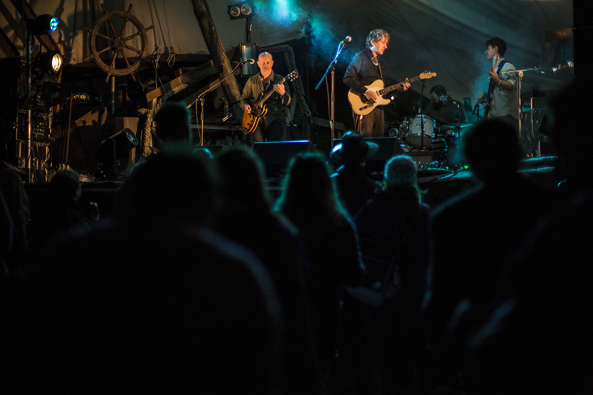 THE SQUARE PEGS - Electric Picnic 2016
