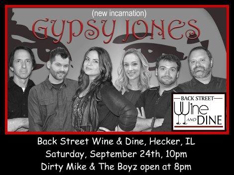 Gypsy Jones 9-24-16