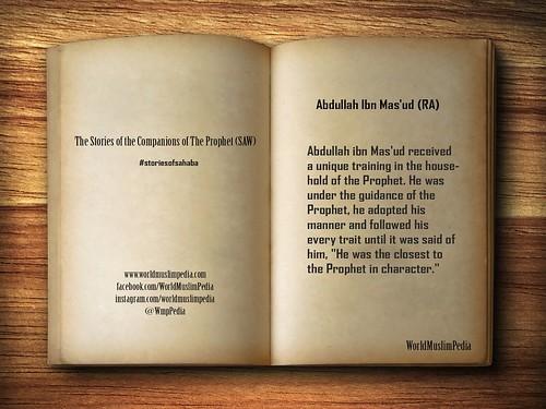 Abdullah Ibn Mas'ud