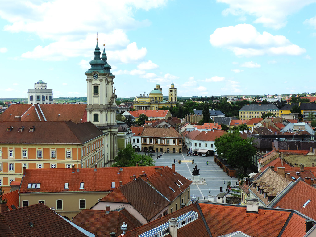 7 Charming Hungarian Cities: Eger, Hungary