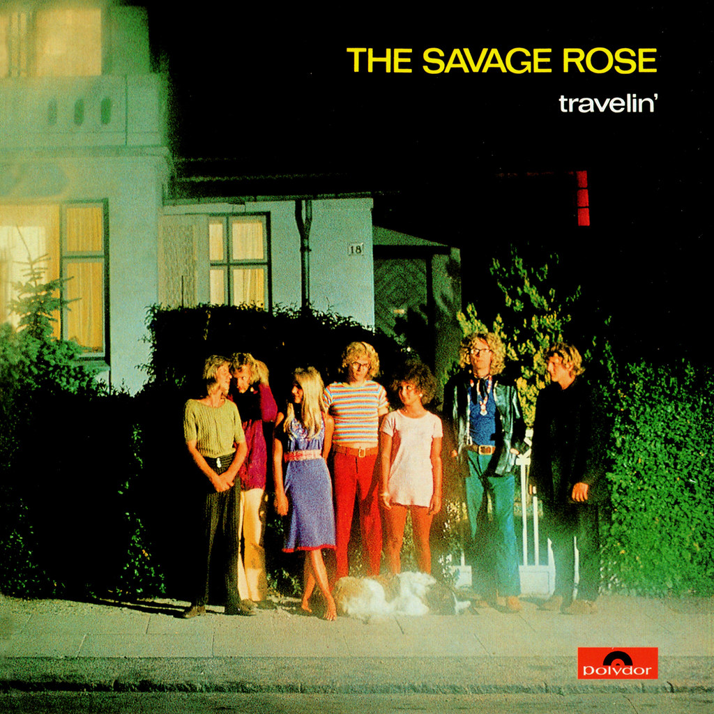 The Savage Rose - Travelin