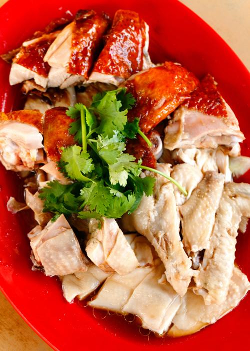 Ee Ji Ban Chicken Rice Melaka