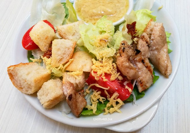 missy bon bon caesar salad