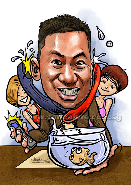 SYT digital caricature for PropertyGuru (watermarked)