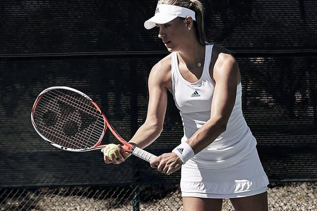 Kerber Wimbledon 2016 outfit