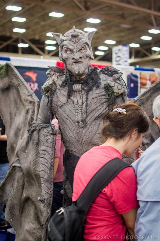 Dallas Fan Expo 2016 Costumes