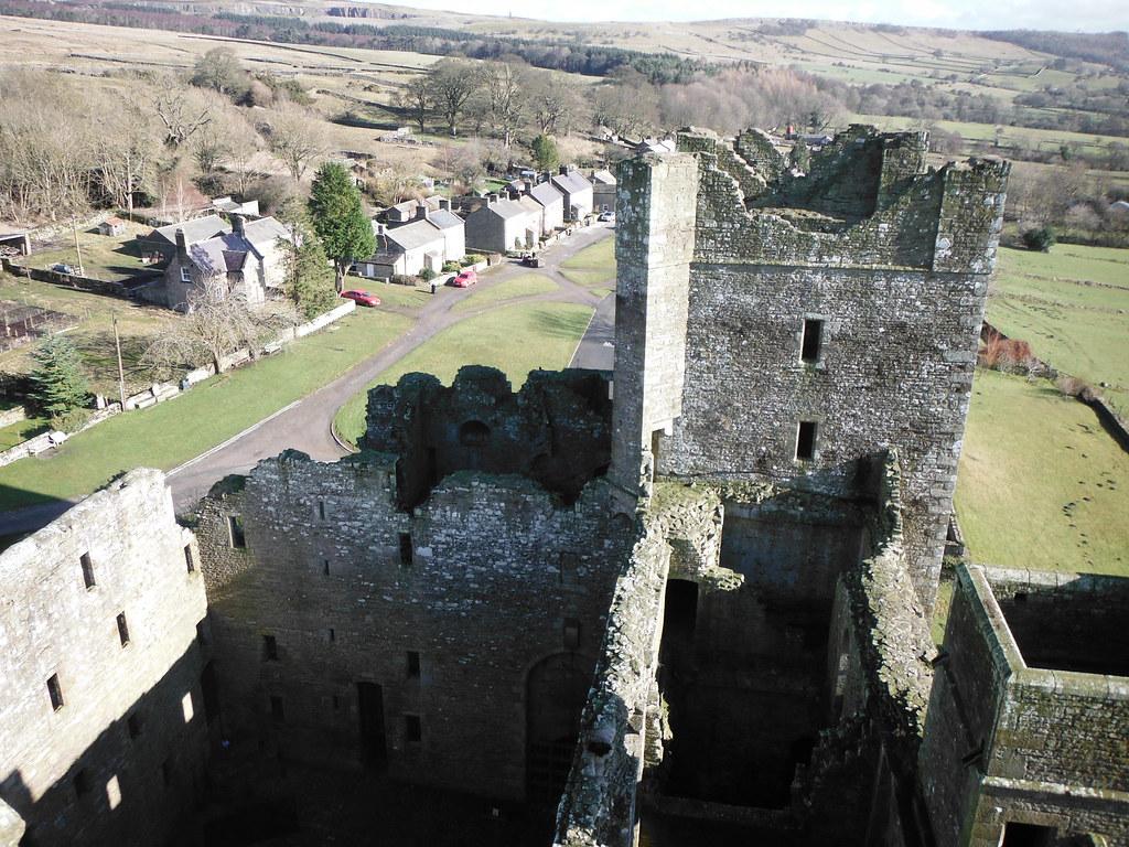 Bolton Castle 6